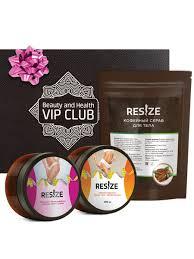 """ReSize Подарочный <b>набор</b> для женщин """"<b>Интенсивное</b> похудение"""""""