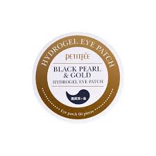 <b>Petitfee</b> Black Pearl & Gold Hydrogel Eye Patch I K Beauty World
