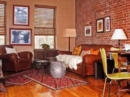 room brown red ideas design