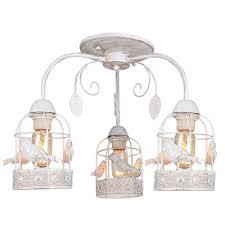 <b>Люстра Arte Lamp A5090PL-3WG</b> Bird 1 - купить люстру по цене 4 ...