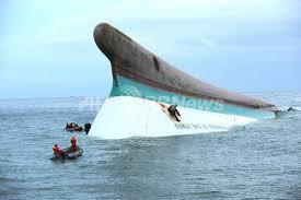 「2008年 - フィリピンで大型フェリー「プリンセス・オブ・ザ・スターズ」が沈没」の画像検索結果