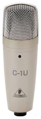 Студийный <b>микрофон Behringer C-1U</b>, купить в Москве, цены в ...