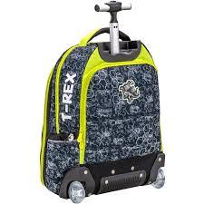 <b>Рюкзак на колесах</b> молодежный <b>Belmil</b> DINOSAUR WORLD ...