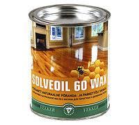 <b>Масло VEKKER</b> Wood <b>Oil</b> Solveoil 60 WAX для <b>пола</b> с воском 2,5 л ...