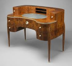 david weill desk art deco office contemporary