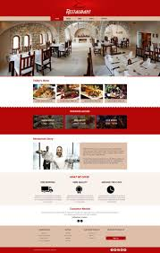 best images about ecommerce non ecommerce templates on sell365 s resturant template one of the best website builder in design and customize