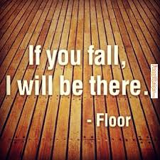 FunnyMemes.com • Funny memes - [If you fall, I will be there] via Relatably.com