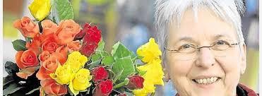 """... zum Kämpfen da"""", sagt Ruth Sauerwein vom Kreisfrauenausschuss des DGB."""