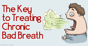 Image result for picture of person with bad breath