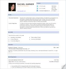 create resume format  seangarrette cocreate resume format