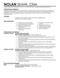 cna resume guide cna resume  seangarrette cocna resume samples to inspire you how to make the best resume    cna resume