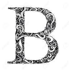 Resultado de imagen de letra b
