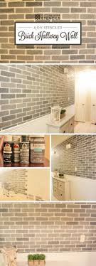 Ideas About Stenciled Accent Walls On Pintere