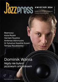 JazzPRESS - Night In Calisia – Randy Brecker / Włodek Pawlik / Adam Klocek - jazzpress0414_okladka