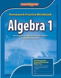 Florida Algebra   Answer Key  Math Worksheet Answers Glencoe     clubenovni   s soup