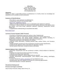phlebotomy resume objective certified phlebotomist resume sample phlebotomy resume objective certified phlebotomist resume sample dental lab technician resume objective laboratory technician resume objective career