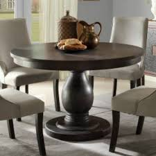 Taupe Dining Room Chairs Homelegance Dandelion 5 Piece Pedestal Dining Room Set Beyond Stores
