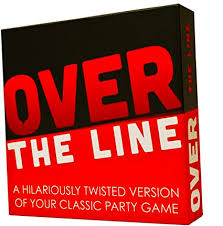 Over The Line Party Game- A Combinaton of ... - Amazon.com