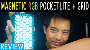 <b>Falcon Eyes</b> F7 Pocketlite Review | Magnetic | RGB | Grid + Diffuser Kit