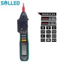 <b>MASTECH MS8212A</b> ручка цифровой <b>мультиметр</b> тестер ...