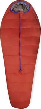 <b>Спальный мешок Trimm Battle</b>, правосторонняя молния, красный ...