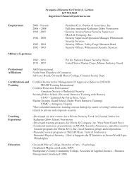 marine infantry resume examples resume examples  marine infantry resume examples
