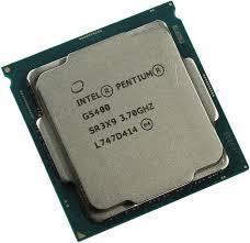 Купить <b>процессор Intel</b> Original <b>Pentium Gold</b> G5400 по низкой ...