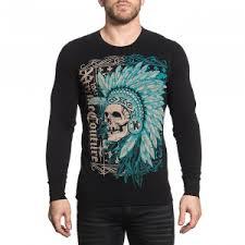 <b>Men's T</b>-<b>Shirt</b> Xtreme Couture Fighter Pride   Affliction.<b>eu</b>
