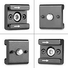 <b>SMALLRIG Cold Shoe Mount</b> Adapter Bracket Hot Shoe with Thread ...