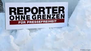 ″Репортерам <b>без границ</b>″ вручена международная премия за ...