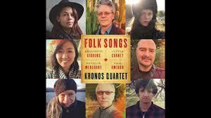 <b>Kronos Quartet</b> & Rhiannon Giddens - Lullaby (Official Audio ...
