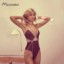 <b>Missomo</b> Plus Size Romper <b>Women Sexy</b> Costumes Lace ...