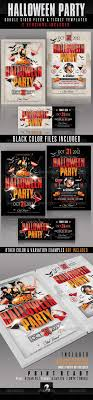 best ideas about halloween party flyer flyer halloween party flyer and ticket templates