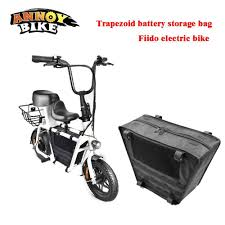 <b>1108 fiido Bag Travel</b> Electric Bike Trapezoid Bag Thicken ...