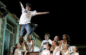 billy elliot at the victoria palace theatre review
