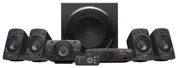 Компьютерная акустика <b>Logitech</b> Z906 — купить по выгодной ...