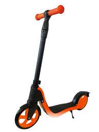 <b>Самокат Funny</b> Scoo WAVE-180 оранжевый
