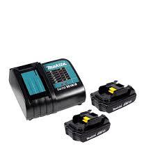 <b>Аккумулятор Makita</b> 197143-8 <b>18В</b> 1,<b>5Ач</b> Li-Ion с зарядным ...