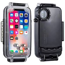 Amazon.com: <b>HAWEEL</b> iPhone X/XS Underwater Housing ...