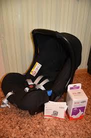 Обзор от покупателя на <b>Автокресло Britax Roemer Baby-Safe</b> ...