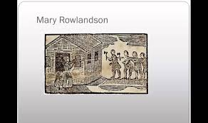 mary rowlandson captivity narrative mary rowlandson captivity narrative