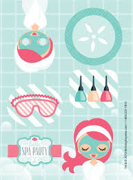 little spa party sticker sheets party invitations party shop the best selection of little spa party sticker sheets at the ultimate party store for kids birthday party supplies invitations