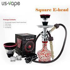 Hot selling <b>Square E</b>-<b>Head Electronic</b> Hookah Bowl Amazon, View ...