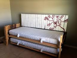 creative and inexpensive queen daybed frame bed frame ideas how to build a full size daybed building frame day bed