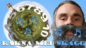 Räkna med skägg-musikvideos | Barnkanalen