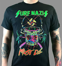 Surf Nazis Must Die | <b>Pizza</b> Party <b>Printing</b>