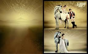 2019 <b>150x220cm</b> Cloudy Sunrise Vintage For Wedding ...