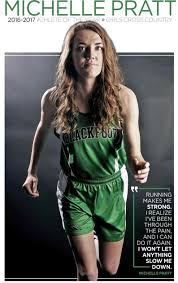 2016 All-Area Athlete of the Year: Michelle Pratt — <b>Girls</b> Cross ...
