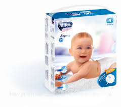 <b>Подгузники Aura Baby</b> 4/L (7-14 кг), 64 шт., цена 319 грн., купить в ...