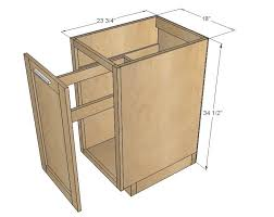 cabinet dimensions images k